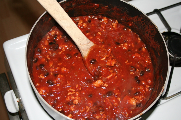 The Best Recovery Chili