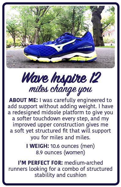 Men Size 12 Mizuno Wave Inspirere aOvPBuzHaG