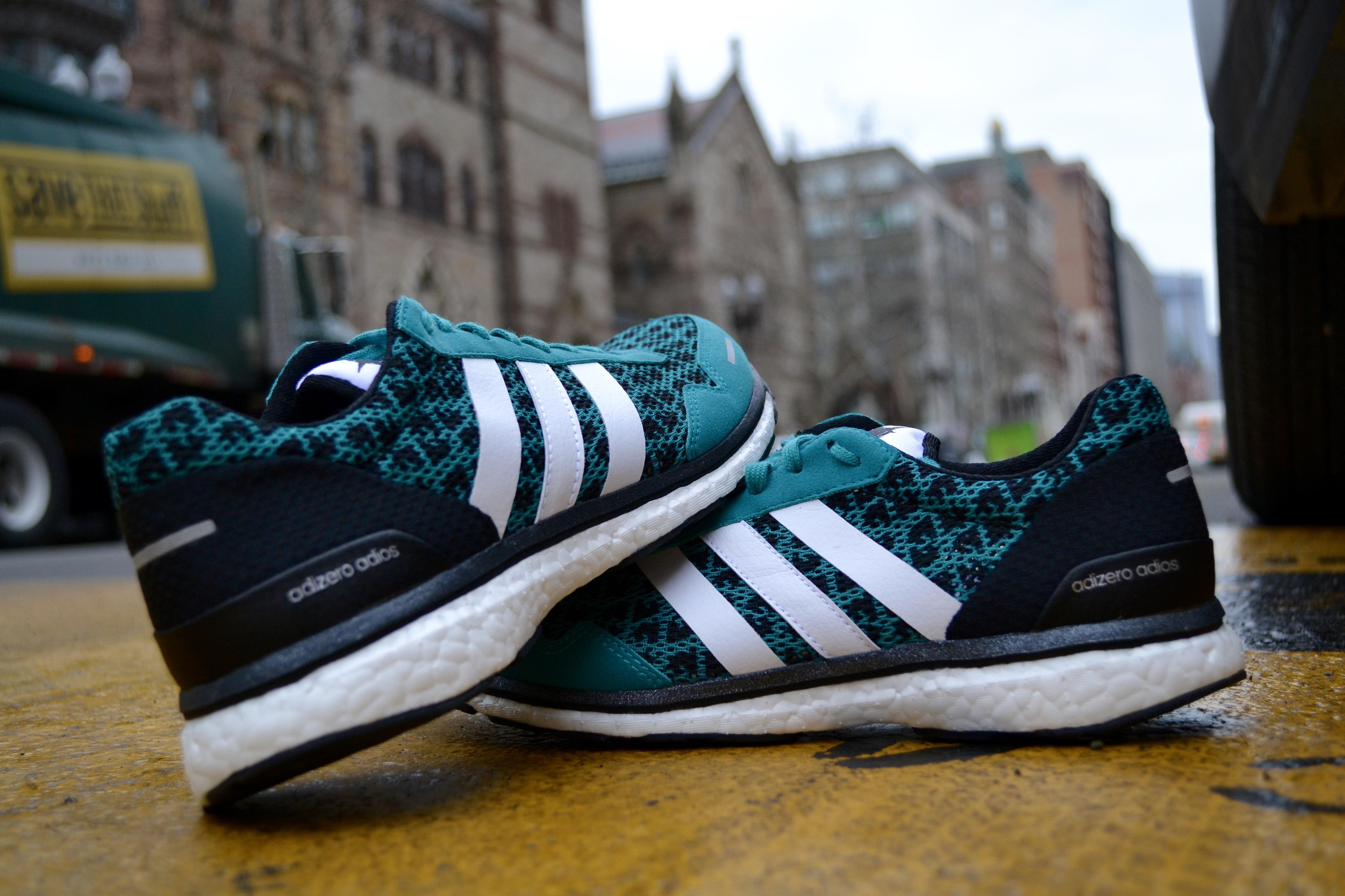 ... adidas Adizero Adios Boost  adizero Adios 3  adidas Boston Marathon ... e1e3cc16c